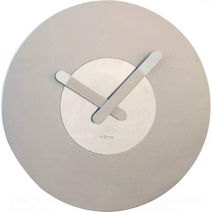 NeXtime Designové nástěnné hodiny 3189zi Nextime In Touch 40cm 165430