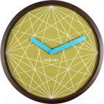 Designové nástěnné hodiny 3204 Nextime Calmer 40cm 165426