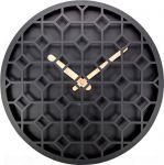 Designové nástěnné hodiny 3215zw Nextime Discrete 36cm 165429