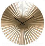 Designové nástěnné hodiny 5657GD Karlsson 40cm 165412