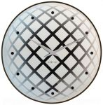 Designové nástěnné hodiny 8185zi Nextime Pendula Round 43cm 165418