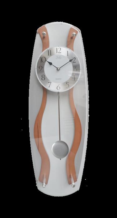 Hodiny na zeď Nástěnné hodiny JVD N16067/41 165485 Designové hodiny