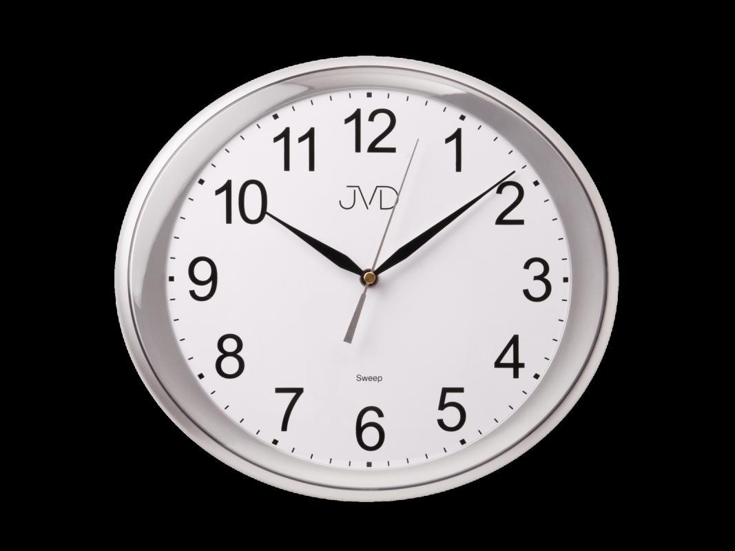 Nástěnné hodiny JVD sweep HP664.1 165463
