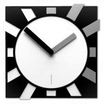 Designové hodiny 10-023 CalleaDesign Jap-O 38cm (více barevných verzí) Barva černá klasik - 5 165852