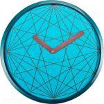 Designové nástěnné hodiny 3199 Nextime Calmest 50cm 165846