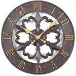Designové nástěnné hodiny AT4445 165809