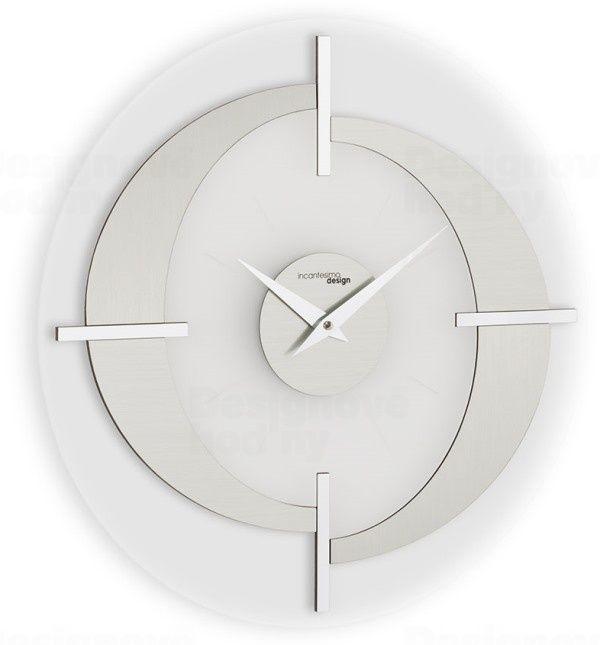 Designové nástěnné hodiny I192M IncantesimoDesign 40cm 165839 Hodiny