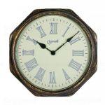 Designové nástěnné hodiny Lowell 14705N Clocks 34cm 165792