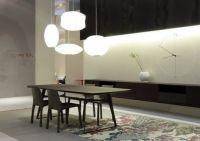 Designové nástěnné hodiny Nomon Bilbao N bílé 110cm 165909 Hodiny