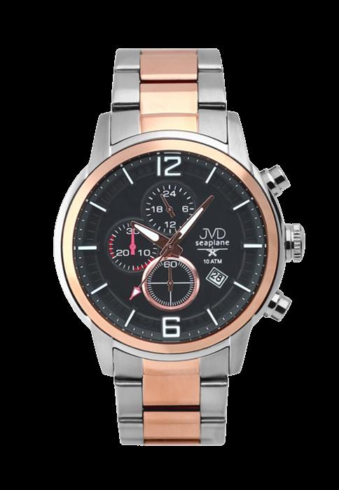 Náramkové hodinky JVD Seaplane METEOR JC667.6 165825 Hodiny
