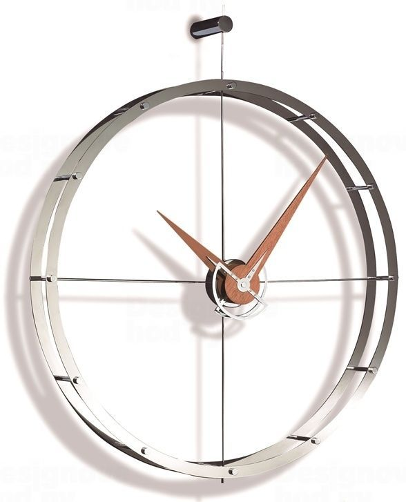 Designové nástěnné hodiny Nomon Doble OI 80cm 165924 Hodinářství