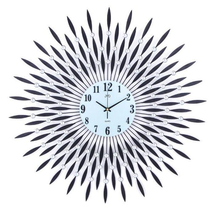 Hodiny na zeď Nástěnné designové hodiny JVD HJ24 165940 Designové hodiny