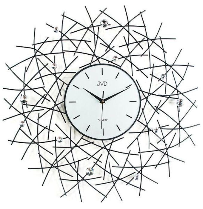 Hodiny na zeď Nástěnné designové hodiny JVD HJ30 165941 Designové hodiny