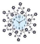 Nástěnné hodiny JVD design HJ16 165936