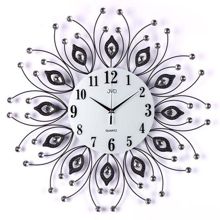 Hodiny na zeď Nástěnné hodiny JVD design HJ38 165938 Designové hodiny