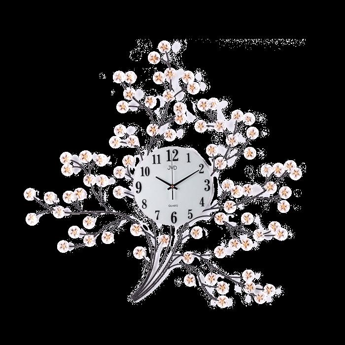 Hodiny na zeď Nástěnné hodiny JVD design HJ40 165939 Designové hodiny