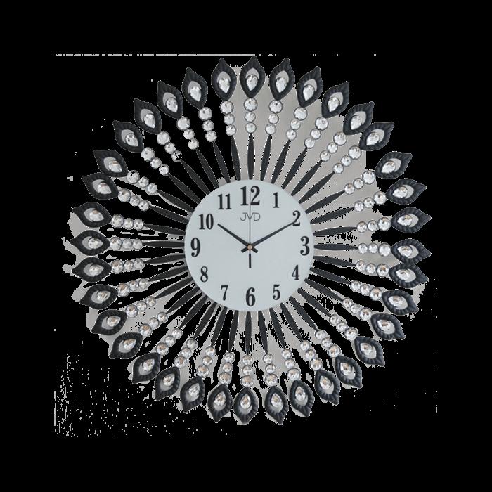 Hodiny na zeď Nástěnné hodiny JVD design HJ81 165947 Designové hodiny
