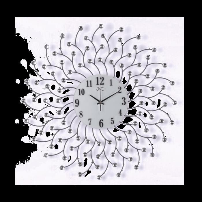 Hodiny na zeď Nástěnné hodiny JVD design HJ82 165950 Designové hodiny