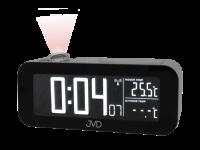 Rádiem řízený svítící budík s projekcí RB93.1 165934