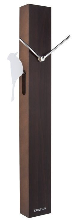 Hodiny na zeď Designové nástěnné hodiny 5691DW Karlsson 60cm 166055 Designové hodiny
