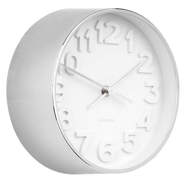 Designové nástěnné hodiny 5692CH Karlsson 22cm 166052 Hodiny