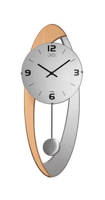 Nástěnné hodiny JVD NS15021/68 166044 Hodinářství