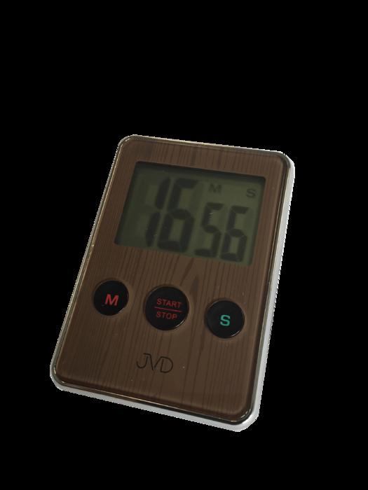 Hodiny na zeď Digitální minutka JVD DM9206.2 166323 Designové hodiny