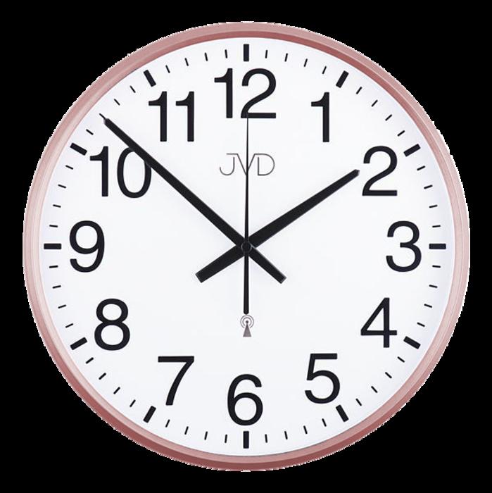Rádiem řízené hodiny rose RH684.5 166311 Hodinářství