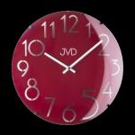 Designové dřevěné hodiny JVD HT076.1 156529 Hodiny