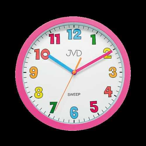 Nástěnné hodiny JVD sweep HA46.2 156920