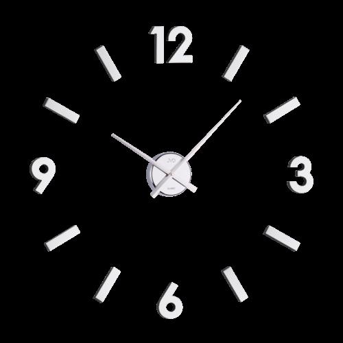 Nástěnné nalepovací hodiny JVD HB11 157123