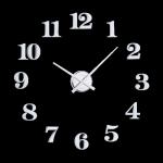 Nalepovací nástěnné hodiny JVD HB13.1 157851 Hodiny