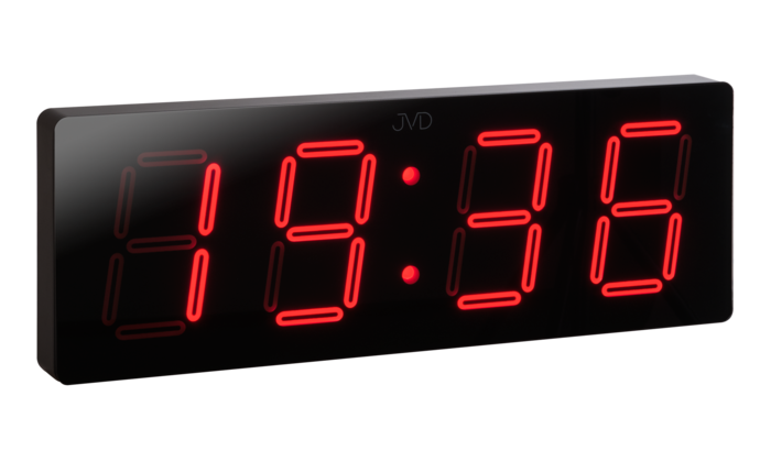 Nástěnné digitální hodiny JVD DH1.1 158048 Hodiny