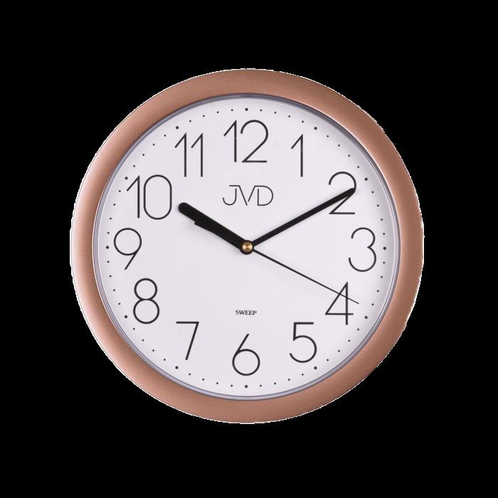 Nástěnné hodiny JVD HP612.24 158104