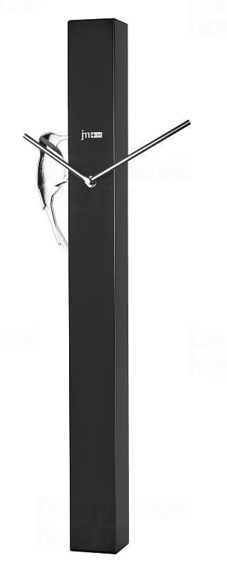Designové kyvadlové nástěnné hodiny 14541N Lowell 65cm 161104 Lowell Italy Hodiny