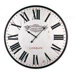 Designové nástěnné hodiny 21418 Lowell  60cm 161101