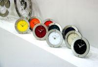 Designové stolní hodiny I109MBL IncantesimoDesign 14cm 163377 Hodiny