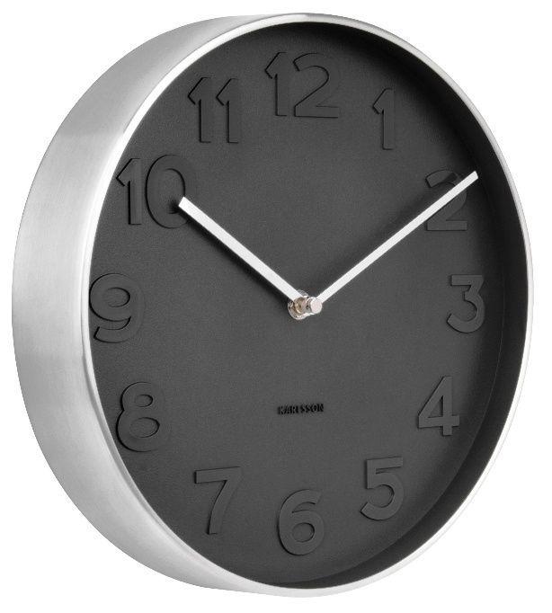Designové nástěnné hodiny 5675 Karlsson 28cm 166362 Hodiny