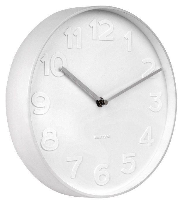 Designové nástěnné hodiny 5678 Karlsson 28cm 166361 Hodiny