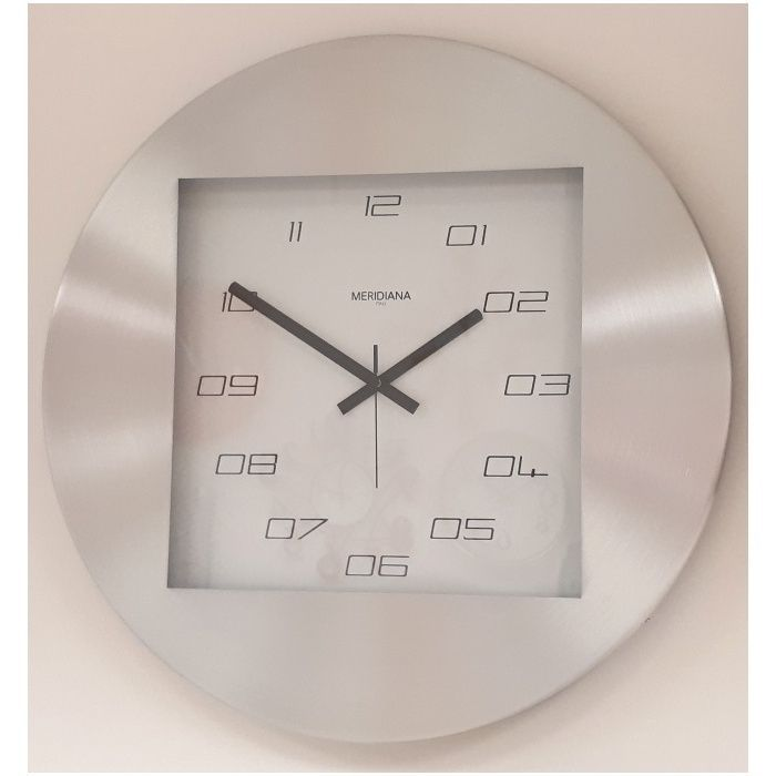 Designové nástěnné hodiny D&D 437 Meridiana 55cm 166530 Diamantini&Domeniconi Hodiny