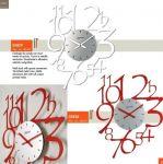 Designové nástěnné hodiny Lowell 05829 Design 50cm 166569 Lowell Italy Hodiny