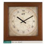 Originální nástěnné hodiny 03535 Lowell Prestige 43cm 166556