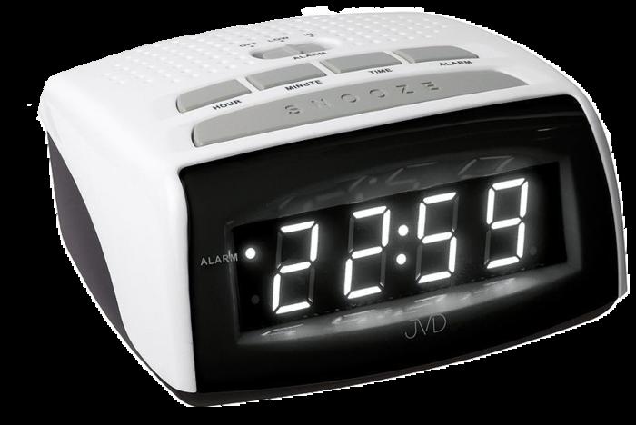 Hodiny na zeď Digitálná budík JVD system SB0720.7 166579 Designové hodiny
