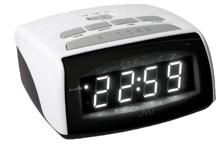Digitálná budík JVD system SB0720.7 166579