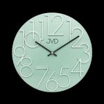 Hodiny JVD zelené HT23.6 166745