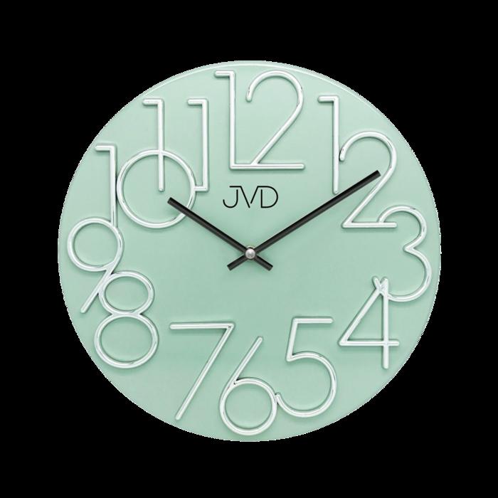 Hodiny JVD zelené HT23.6 166745 Hodinářství