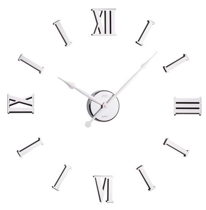 Hodiny na zeď Nalepovací nástěnné hodiny JVD HB15 166744 Designové hodiny