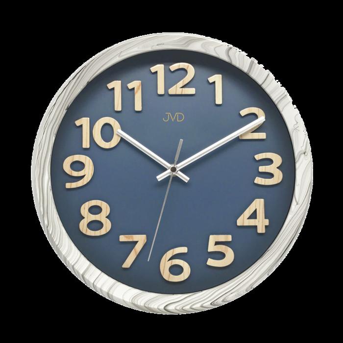 Hodiny na zeď Nástěnné hodiny JVD HT073.5 166747 Designové hodiny