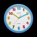 Nástěnné hodiny S TICHÝM CHODEM JVD sweep HA46.1 156921
