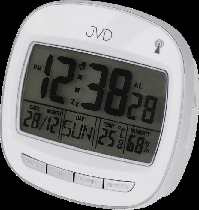 Digitální budík JVD RB850.4 166260